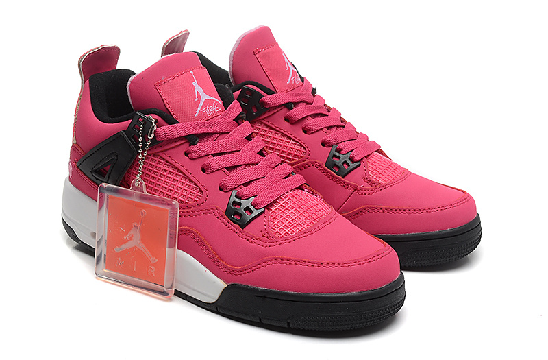best authentic 67cc7 2fb6c acheter nike air jordan,nike air jordan 4 femme rose et noir - s3