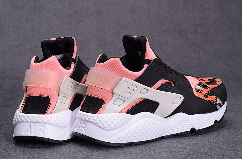 the latest 50b0e db9aa air huarache pas cher,nike air huarache noir et orange femme - s3