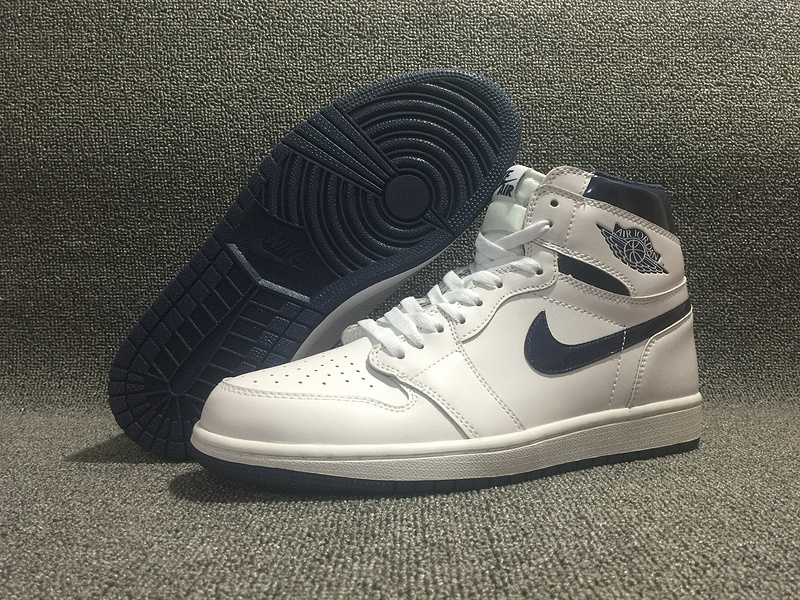 best service 80e93 68bf3 air jordan 1 retro og,homme air jordan 1 high blanche et bleu