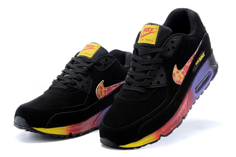 Jaune Max Rrvoxn Nike Et Air Homme De 90 Noir wPaqFWxCv