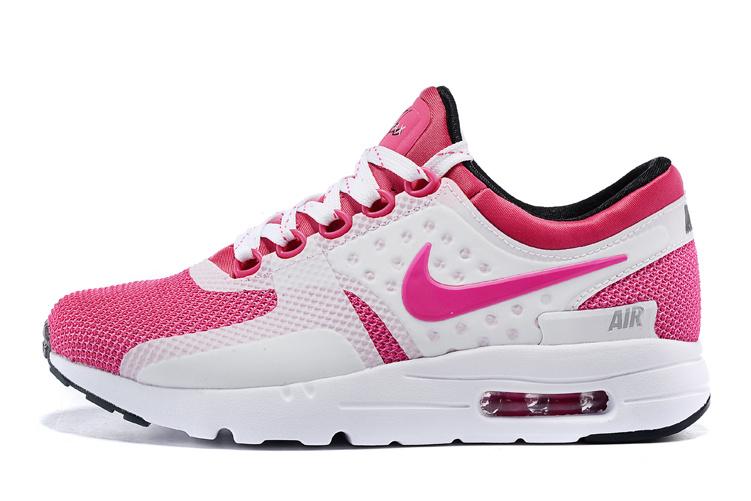 chaussures de sport 10a9e c7887 air max original 2017,air max zero rose et blanche femme