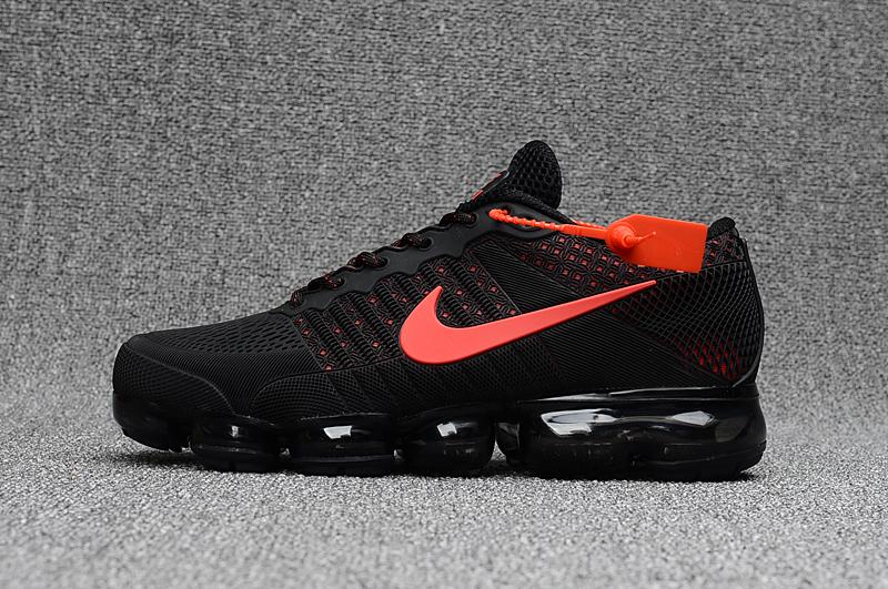 separation shoes 7b858 7a45c air max vapor,homme air vapormax flyknit noir et orange - s1