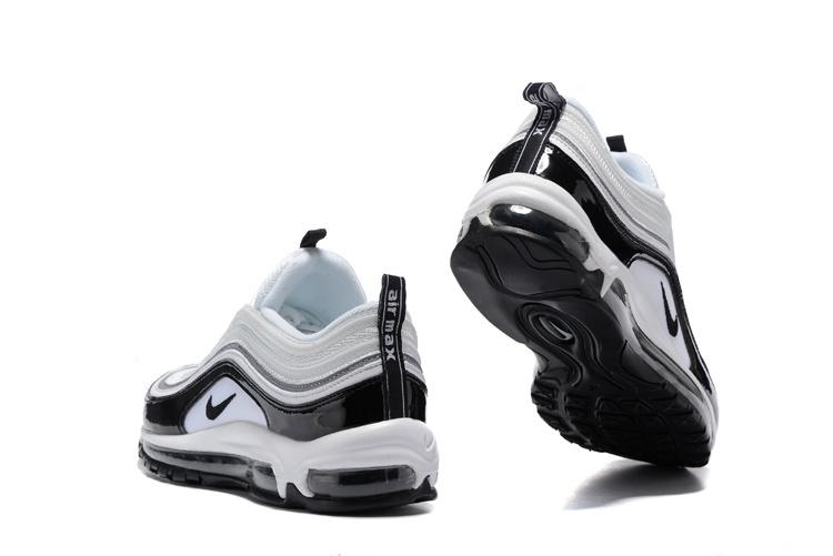 livraison gratuite 69aac ea58b Noir 97 Soldes Et Nike nike Air Max Femme Blanche Basket Pas ...