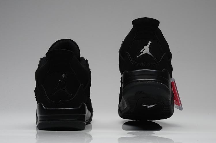 acheter pas cher 7e373 4fa8e Air Pas Noir Nike Jordan Cher Basket Femme nike 4 8nO0wvNm