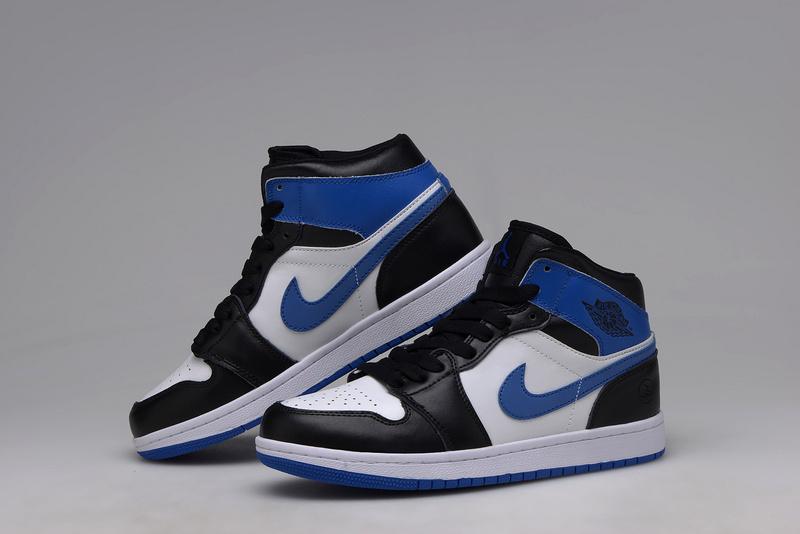 chaussures de sport e49c0 9acc9 basket nike jordan femme,femme air jordan 1 high noir et bleu