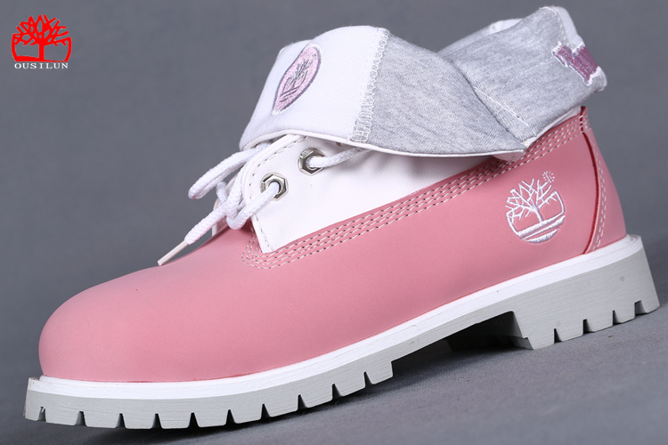 botte timberland rose