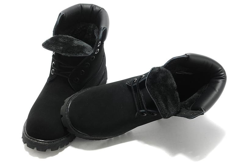 bottes timberland femme hiver