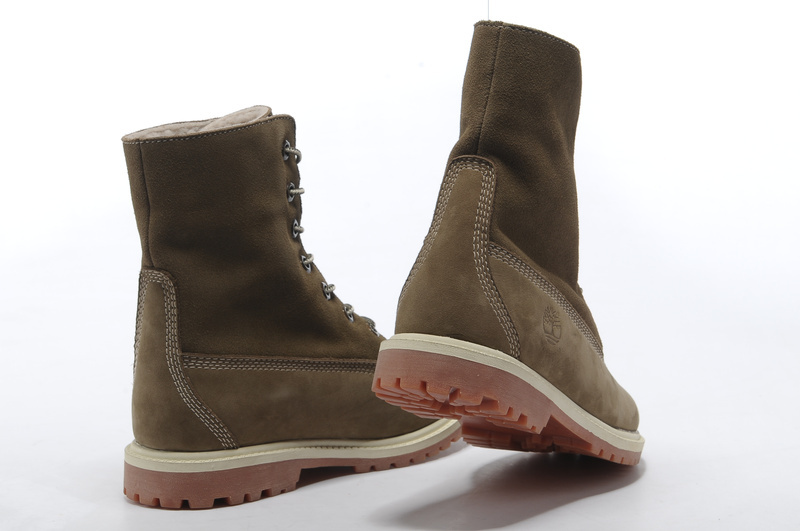 bottes hiver timberland femme