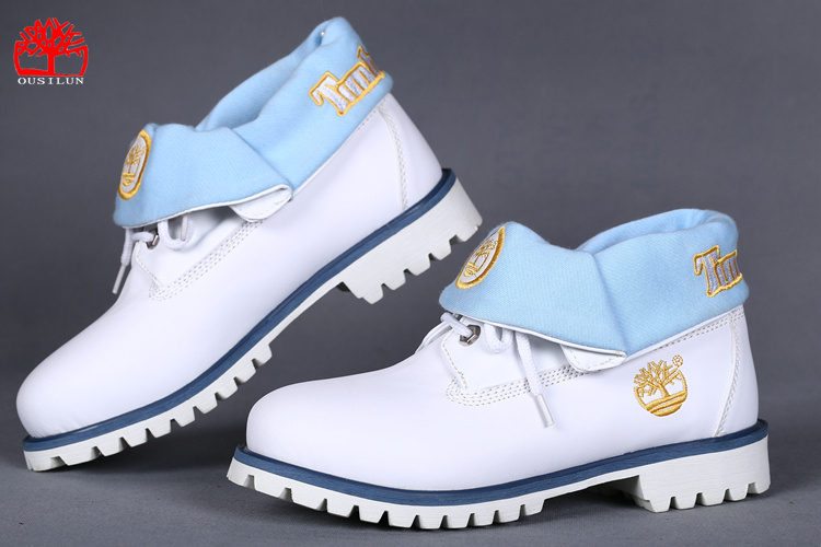 timberland blanche femme pas cher