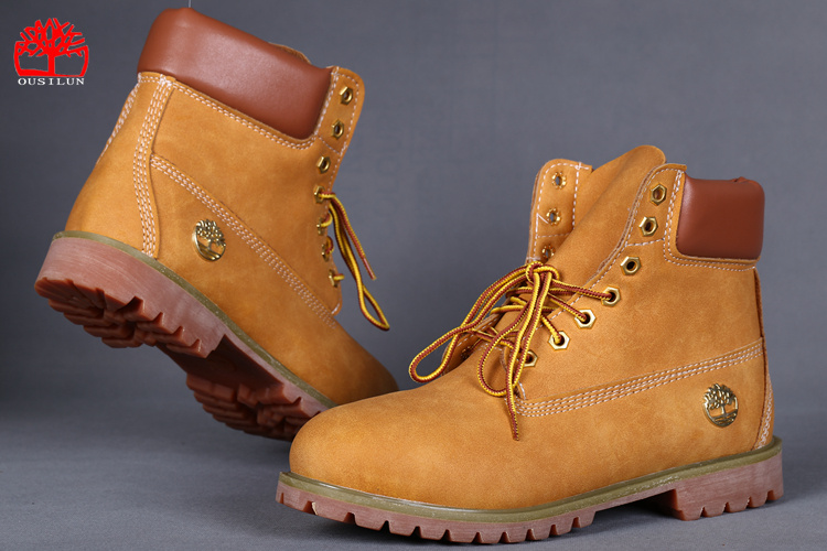 timberland hiver homme
