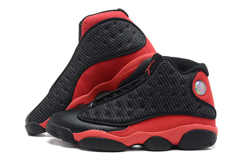 design intemporel 7ff6f b0f10 chaussure jordan 13 soldes,air jordan 13 retro noir et rouge
