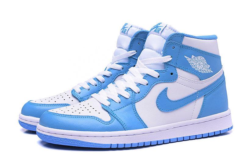 code promo 5463c 1a69d chaussure michael jordan,air jordan 1 femme bleu et blanche