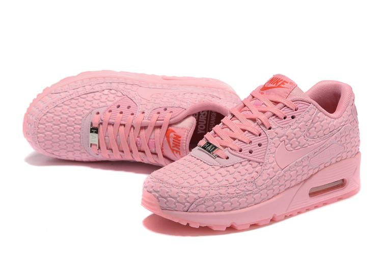 le dernier 10bf7 d1885 chaussure nike air max 90,air max 90 rose femme soldes