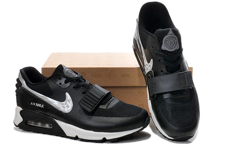 meilleur service e0a68 7e3f2 chaussure nike femme air max,nike air max 90 noir et argenté