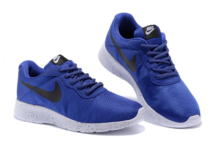 new arrival d31ad b9995 chaussure nike pas cher,nike tanjun femme bleu et noir - s2
