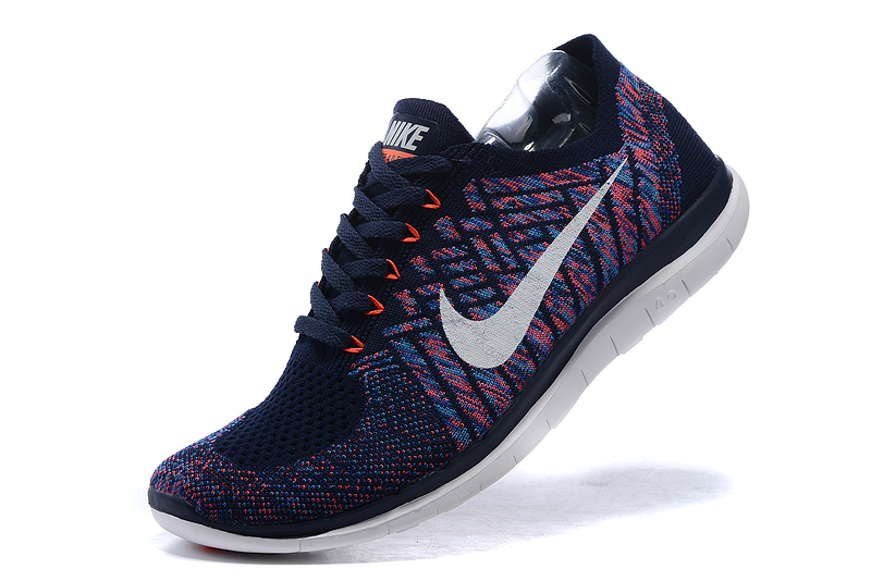 separation shoes e95c6 b8db7 chaussures nike free RN,vendre nike free 4.0 flyknit homme bleu et orange