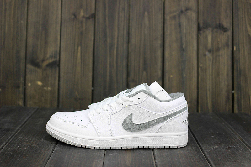 premium selection 906a6 3891f magasin jordan retro 1 oreo,homme air jordan 1 low blanche et gris - s1
