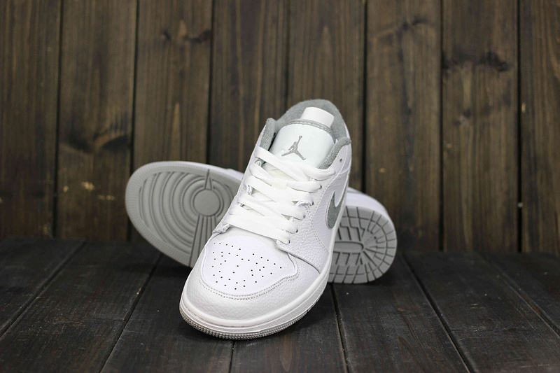 buy popular b7880 d69fa magasin jordan retro 1 oreo,homme air jordan 1 low blanche et gris - s3