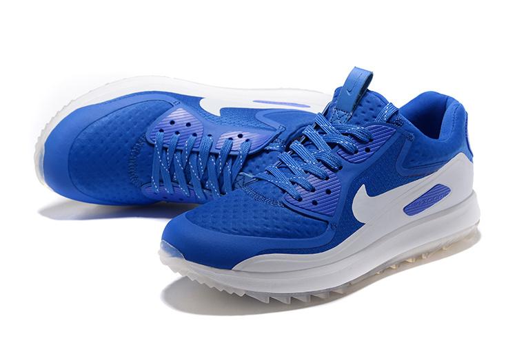 size 40 dcf9a f8f7e nike chaussure homme pas cher,nouveau nike air max 90 bleu et blanche - s1