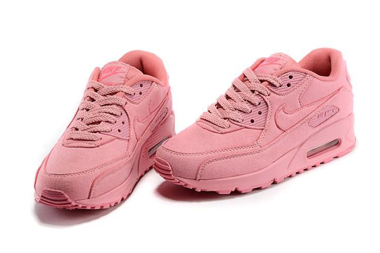 sports shoes fe9b9 78871 nike femme air max 90,air max 90 rose femme soldes - s5