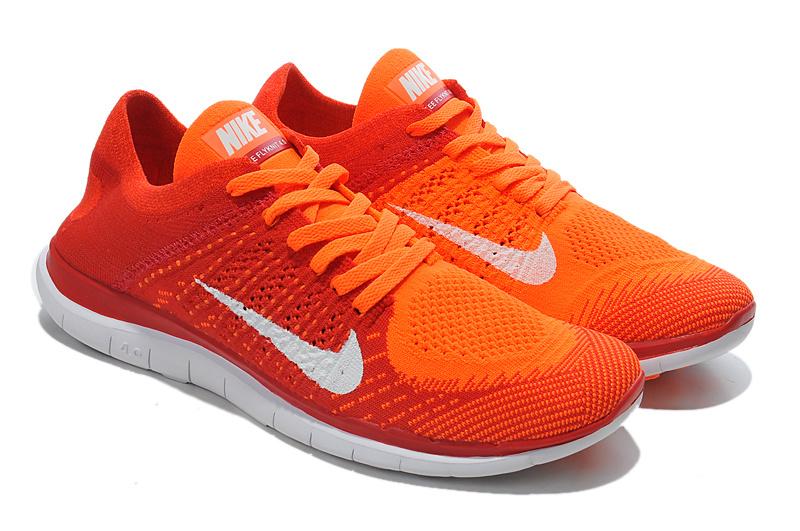 nike free run homme orange