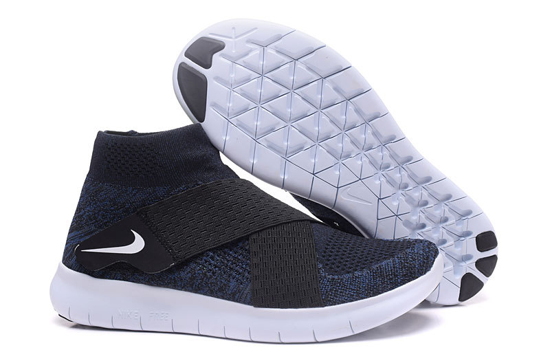 super populaire a1a2f 7fdb1 nike free run 5.0 v2,homme nike free rn bleu et noir flyknit