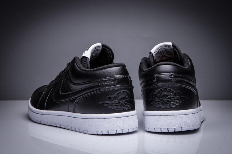 Noir Blanche Air Low 1 Nike Jordan Retro 1 homme Et yN8nm0vwO