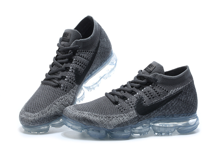 good quality in stock sale online nike vapor 2017,homme air vapormax flyknit gris