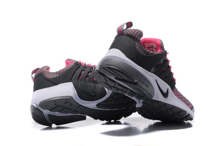 économiser 1b33c dd73b presto chaussure,air presto femme rose et noir