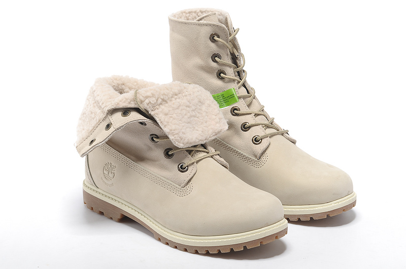 timberland femme pas cher blanche
