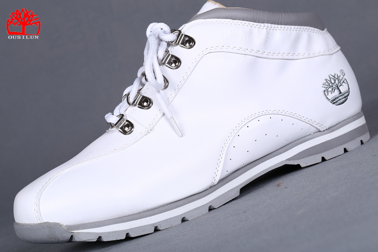 Chukka Timberland Chaussures Homme Blanche