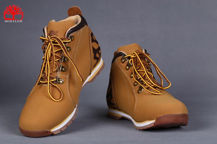 Chaussures Homme homme Timberland Chukka Jaune 80mNvnwO