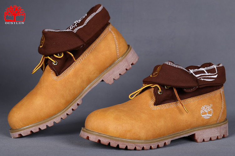 timberland roll top pas cher